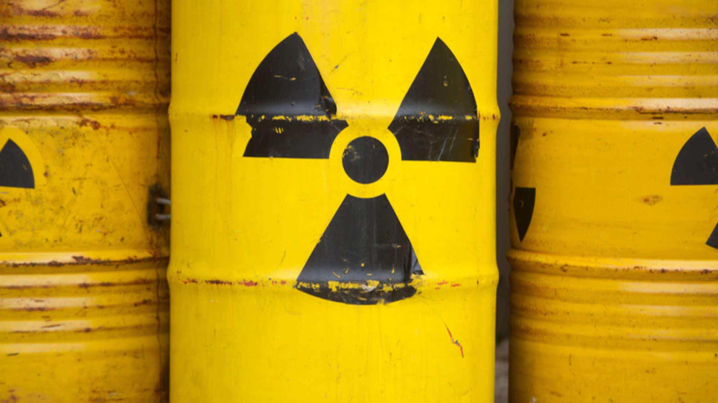 Radioaktivität Nordeuropa