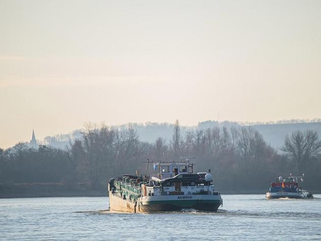 Mutter Und Sohn Im Rhein Ertrunken