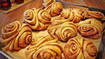 Franzbrötchen wie vom Bäcker